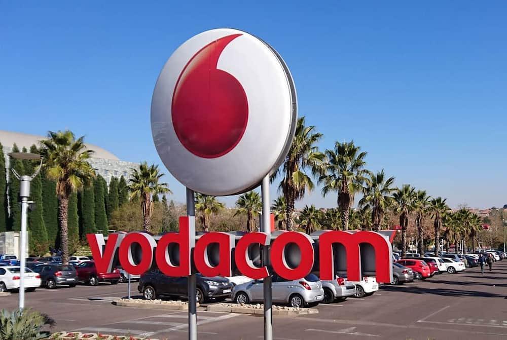 Vodacom upgrade