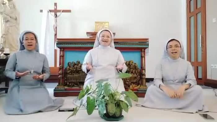 Video of Catholic nuns singing Islamic hymn during Eid warms hearts