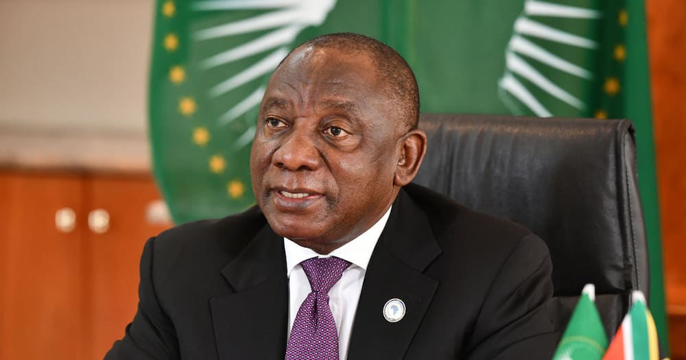 President Ramaphosa passes new law protecting same-sex marriages