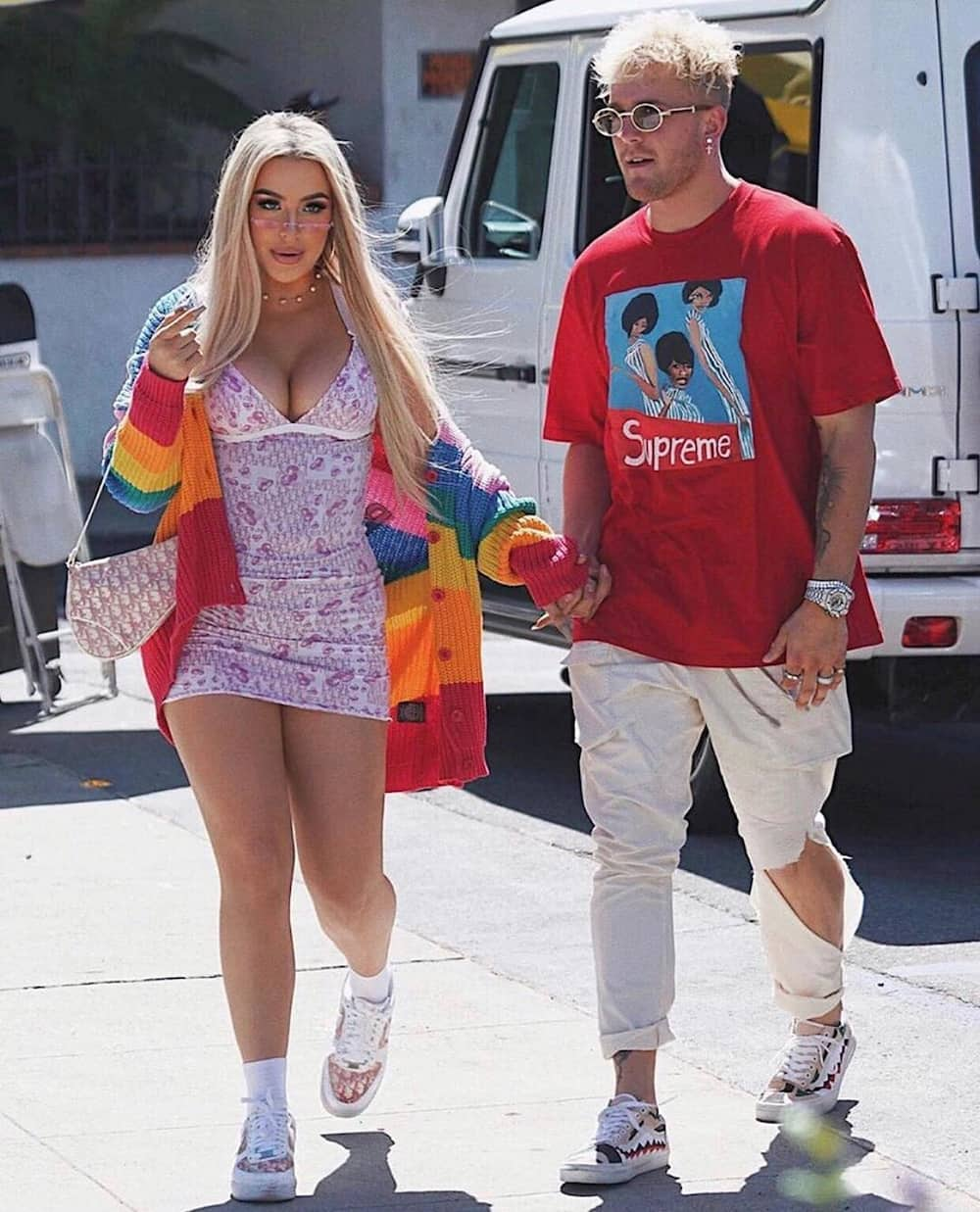 Who is Jake Paul married to?