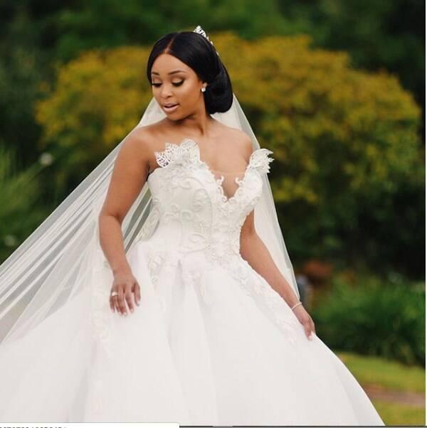 Who is Minnie Dlamini's husband Quinton Jones?