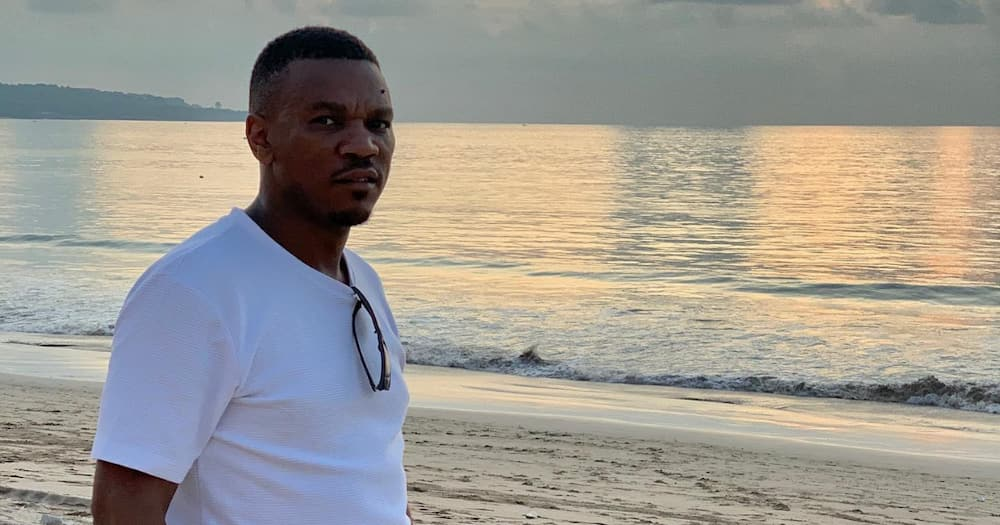 Zwai Bala announces he is going to be a daddy with his new girlfriend