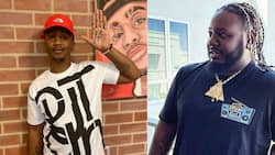 Emtee defends T Pain after singer Usher dissed his auto tune music