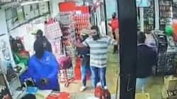 Armed robbery in Limpopo caught on CCTV footage: Mzansi reacts