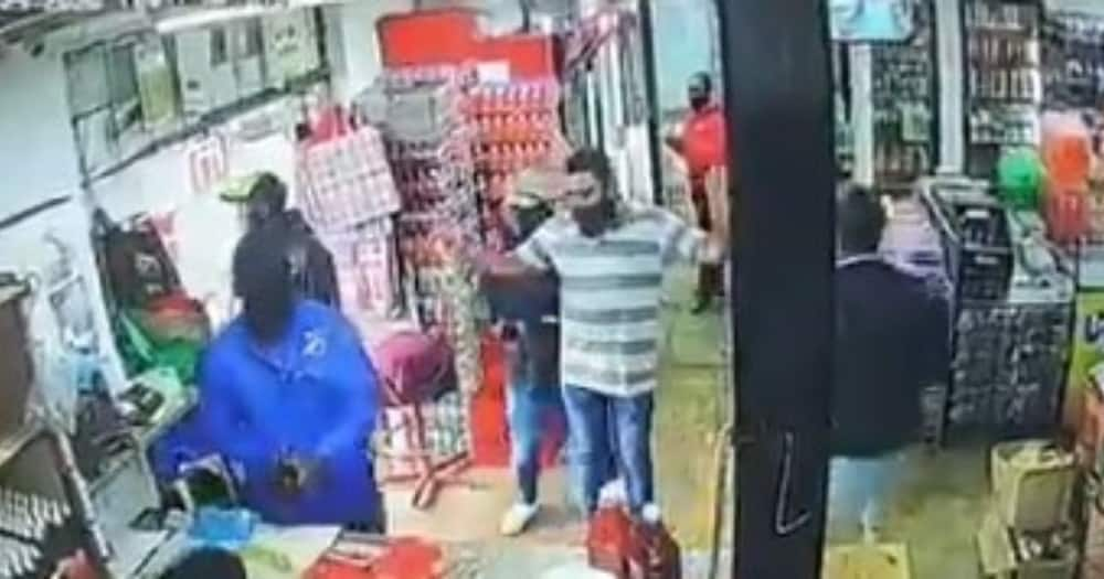 Armed robbery in Limpopo caught on video: SA reacts