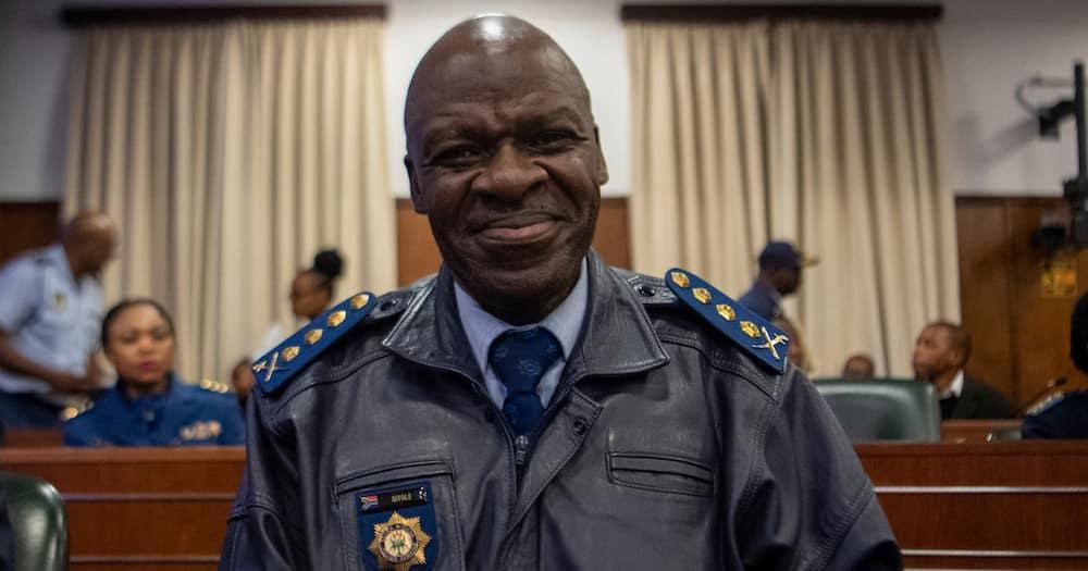 National Police Commissioner Khehla Sitole, handicap SAPS, budget cuts, R15 billion