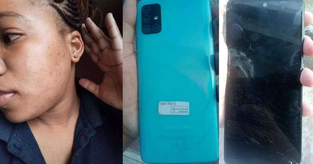 Woman alleges that Phindile Gwala attacked her, smashed her phone outside club