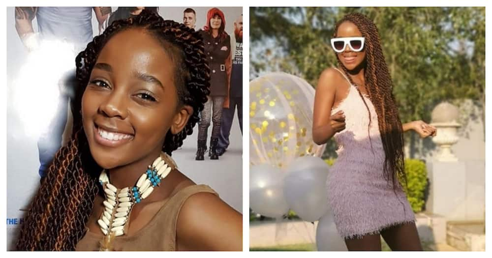 Thuso Mbedu speaks on the importance of understanding your roots