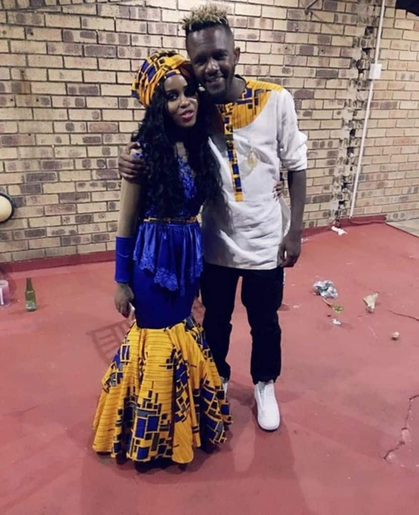 kwestas wife kwesta and his wife kwesta wedding