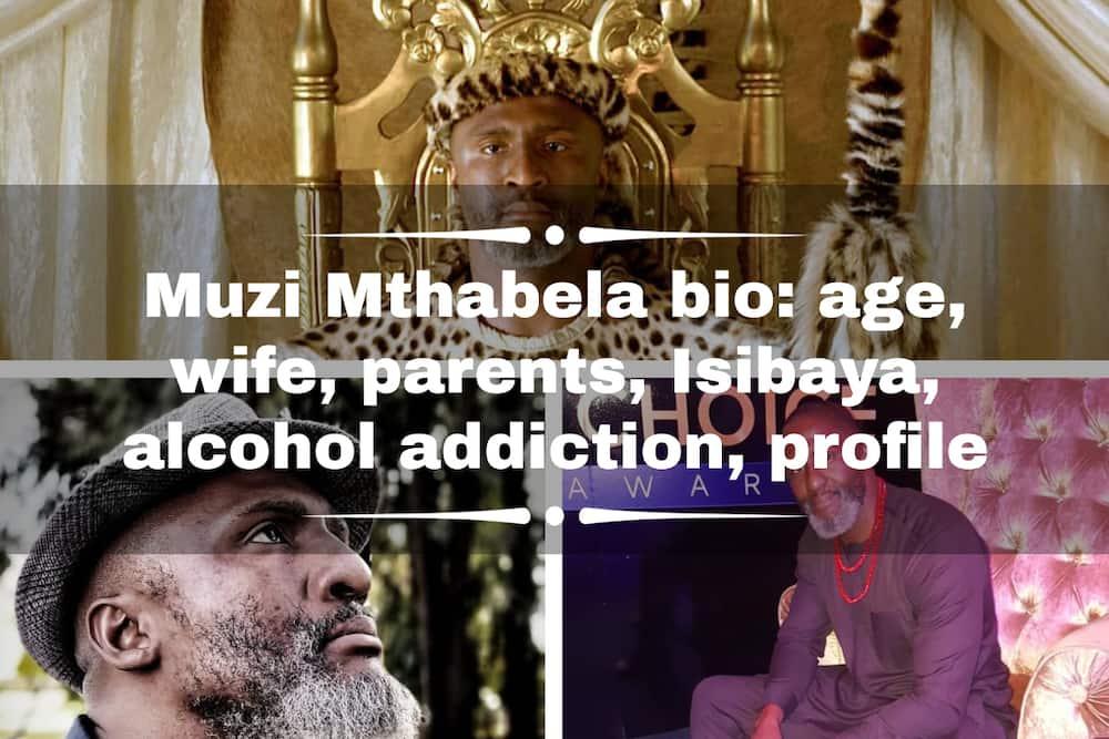 Muzi Mthabela bio