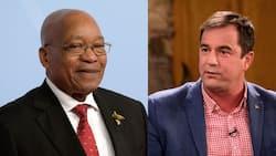 Democratic Alliance wants Parliament to reconvene to discuss Jacob Zuma