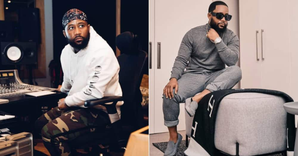 Cassper Nyovest shares Malawian roots leading up to concert in Malawi