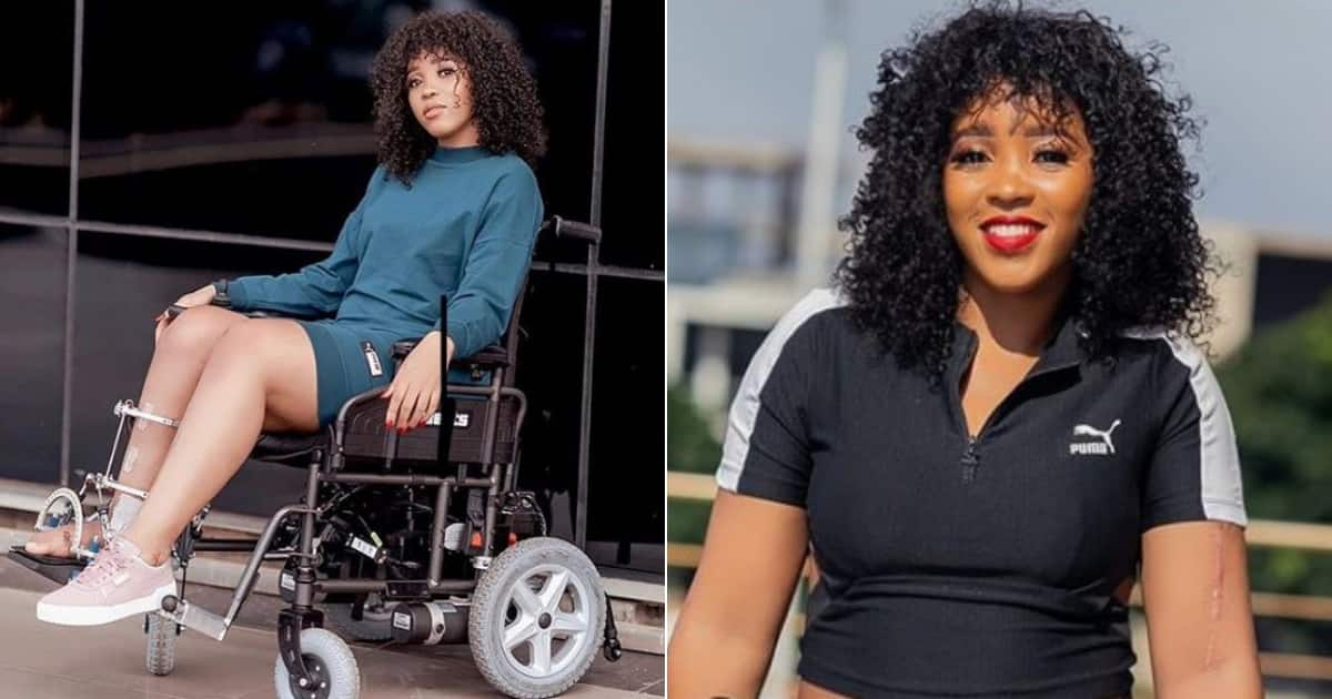 Sbahle Mpisane opens up about her tough road back to recovery - Briefly.co.za