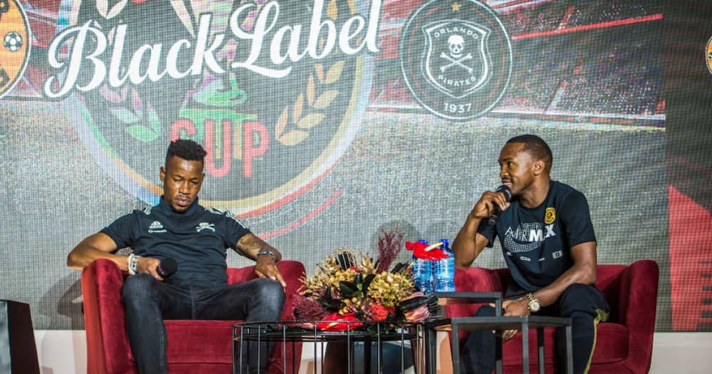 Chiefs and Pirates captains Parker and Jele say not having fans is a disadvantage