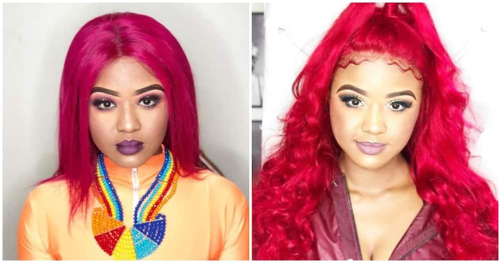 Babes Wodumo shares video recording gospel music, fans react