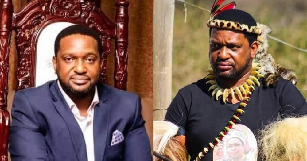 "King Misuzulu KaZwelithini, Heritage Day speech, ""heavy flu"""