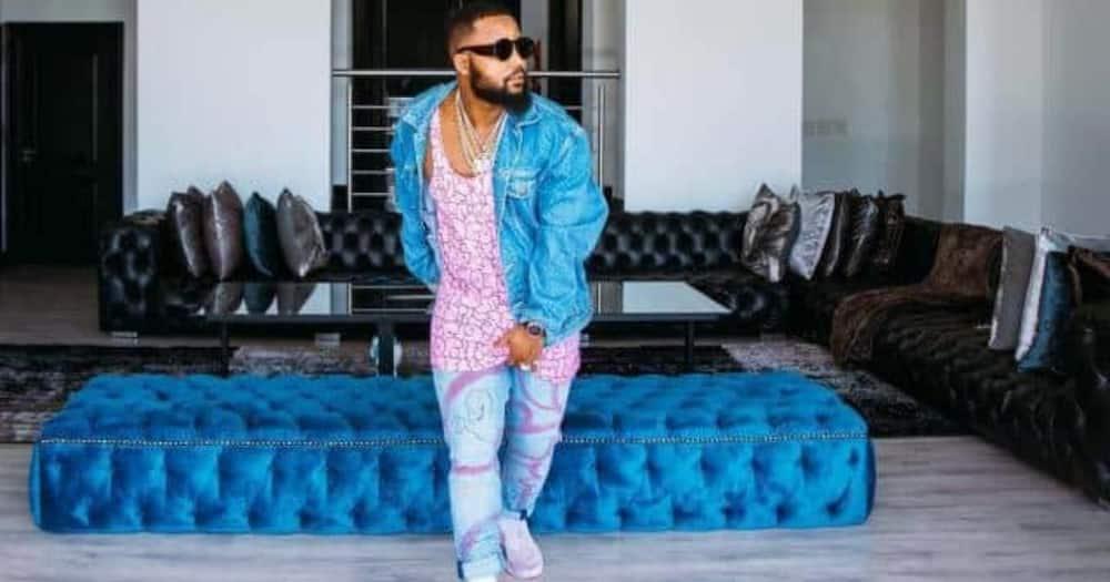 cassper nyovest, rapper, surgery, donations