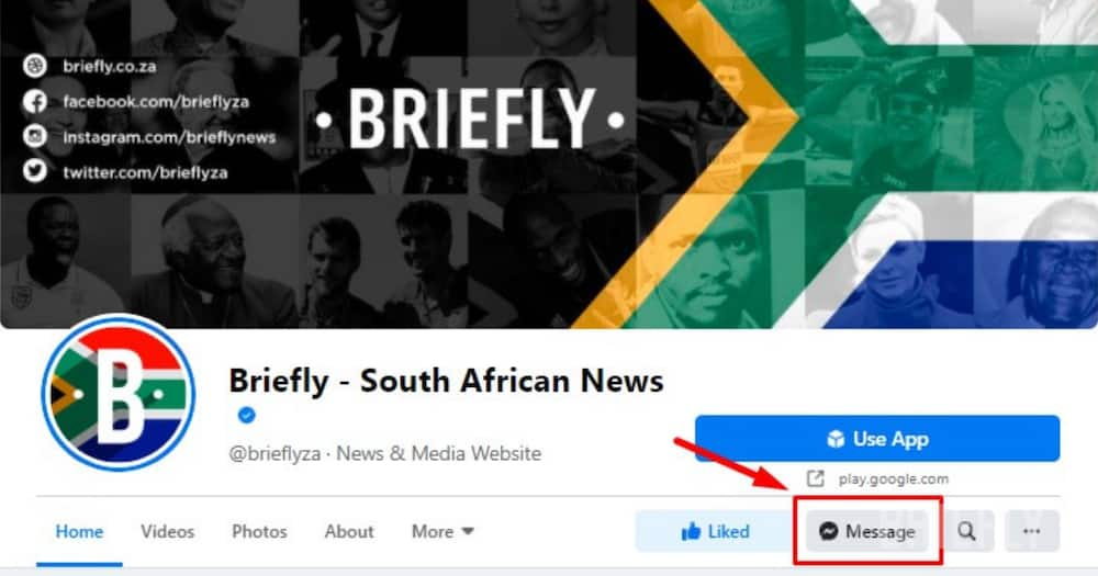 How to become a Briefly.co.za story contributor today