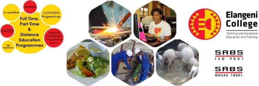 elangeni college online application for 2022