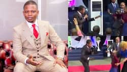 Religious fraud: Clip of Shepherd Bushiri gets tongues wagging