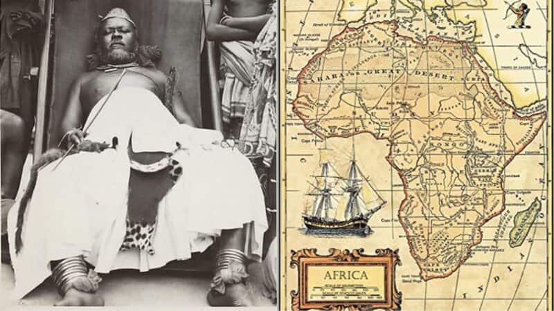 African warriors
