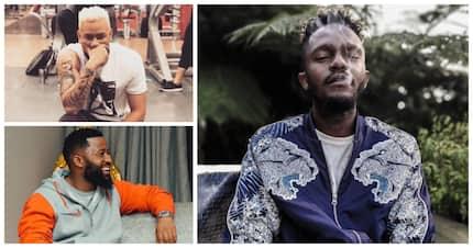 MTV Base Hottest MC list has Mzansi up in flames, especially Kwesta