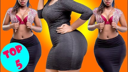 Top 20 curvy and hottest South African Chics