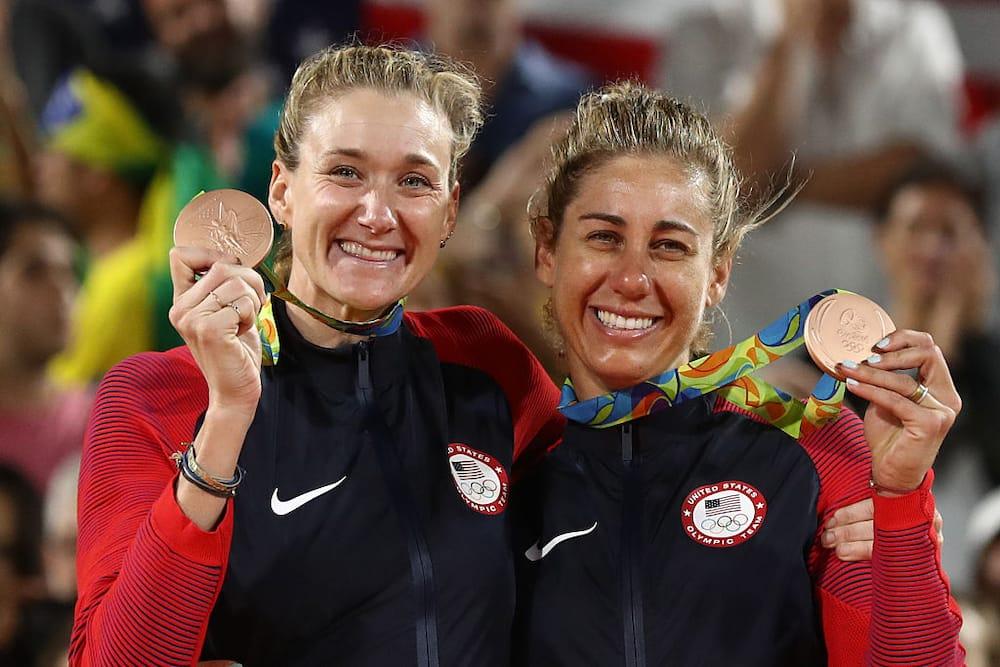 April Ross olympic