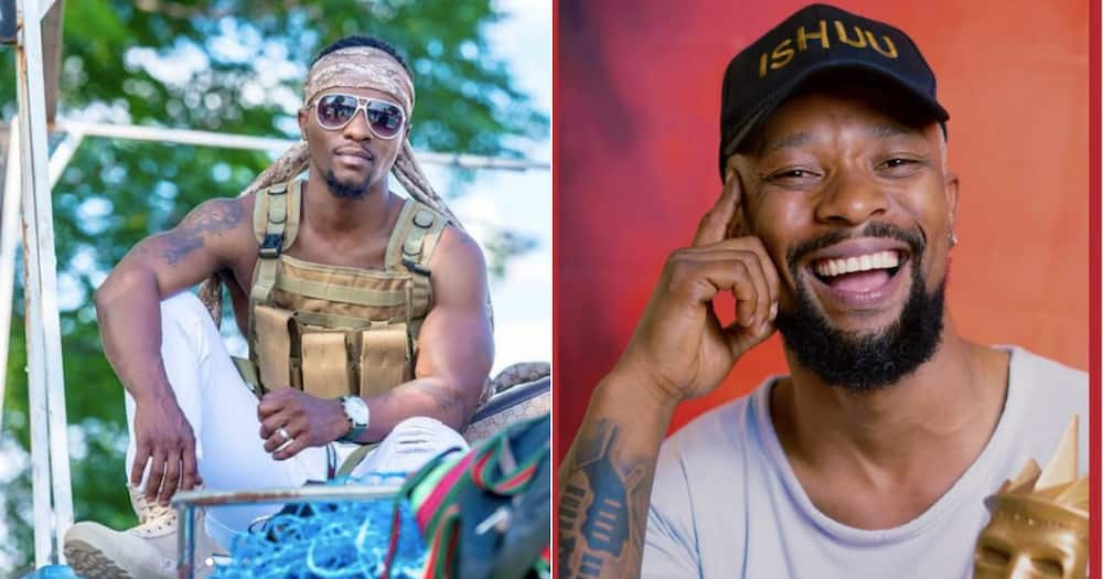 Khoza brothers, Abdul and SK talk about starring in the new telenovela Kings of Joburg