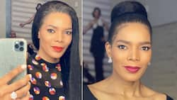 Connie Ferguson shares motivational video of dad Ntate Masilo, 85, working out
