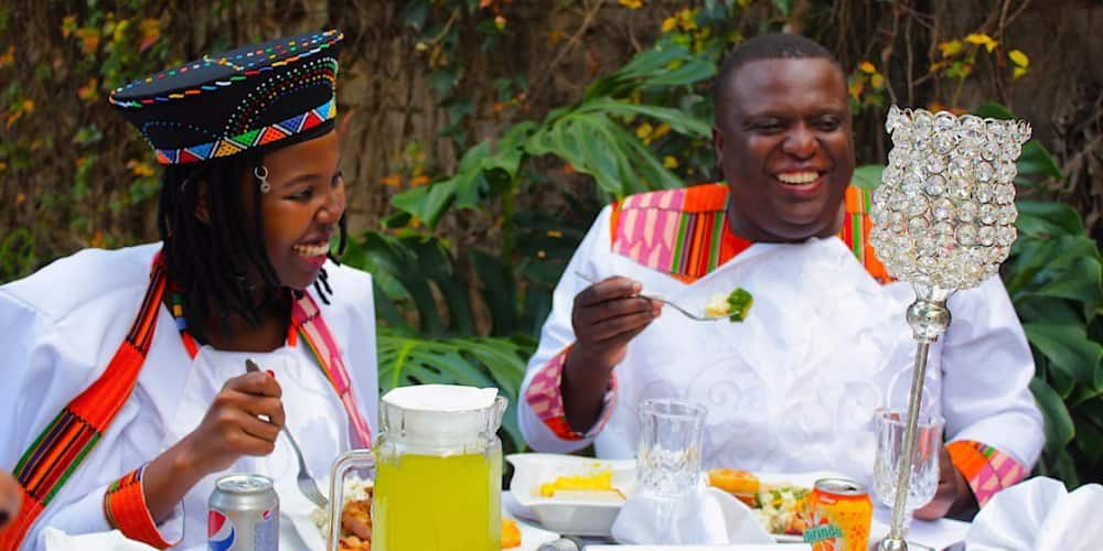 Man Pens Sweet Post to Wife to Celebrate 3rd Anniversary on Africa Day