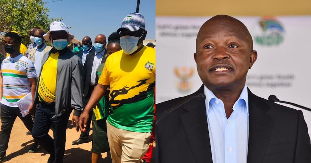 ANC, Polokwane, local elections, David Mabuza