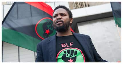 BLF tells black DA members to take white leaders' homes and join them