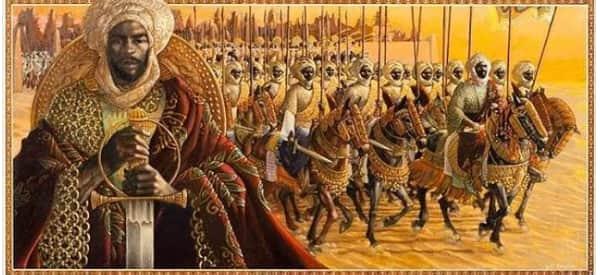 Greatest African warriors