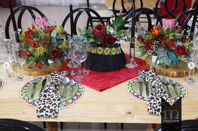30 Best Traditional Wedding Decor Ideas in South Africa