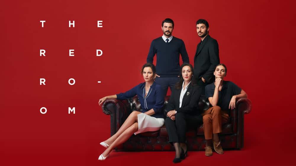 The Red Room (Kirmizi Oda) teasers