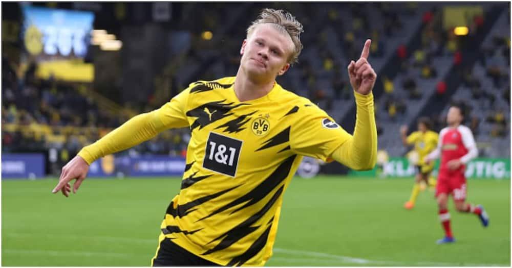 Borussia Dortmund, Chelsea, Striker, Timo Werner, Replacement, Erling Haaland