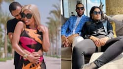 High roller in Dubai: Khanyi Mbau gets a luxurious welcome, Cartier gift and Maybach v Class pick up