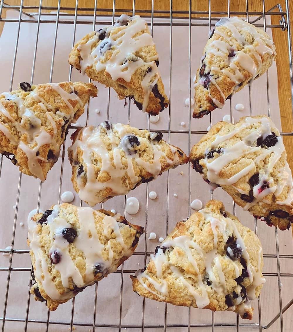 fluffy scones recipe