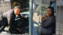 Women's Month: Meet the women taking on traditionally male jobs such as mechanics, engineering and bus driving