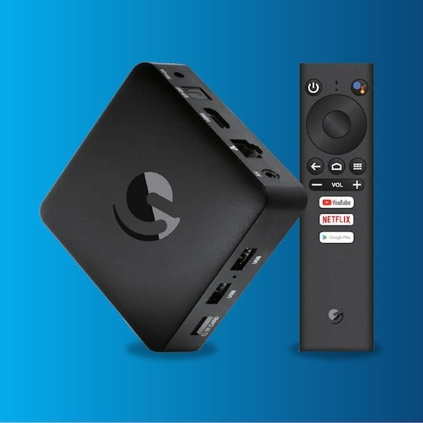 Ematic 4K Android TV box