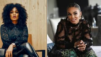 Pearl Thusi reportedly applies to adopt relative's daughter, saving her from harsh living conditions