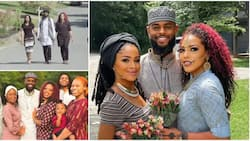 Polygamist says 2 wives are best friends, he splits the week up between them