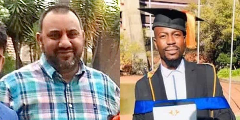 Sandile Mdlongwa, Fees Must Fall, Graduate