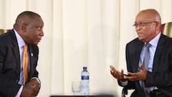 State Capture: Ramaphosa explains why he didn't resign during Zuma's presidency
