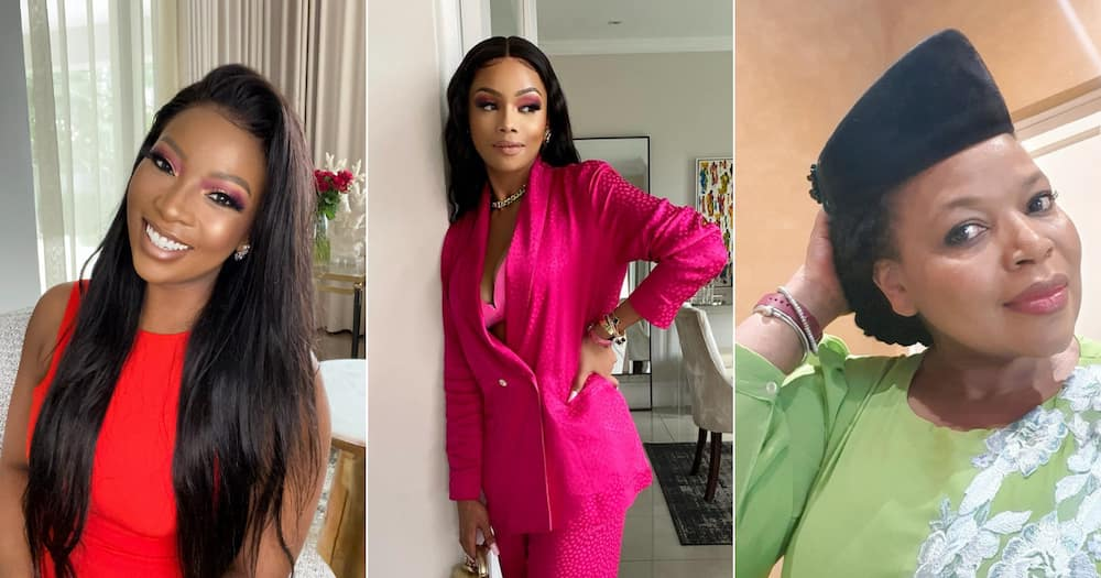 3 Mzansi celebrities react to lockdown level 1: Easing of restrictions
