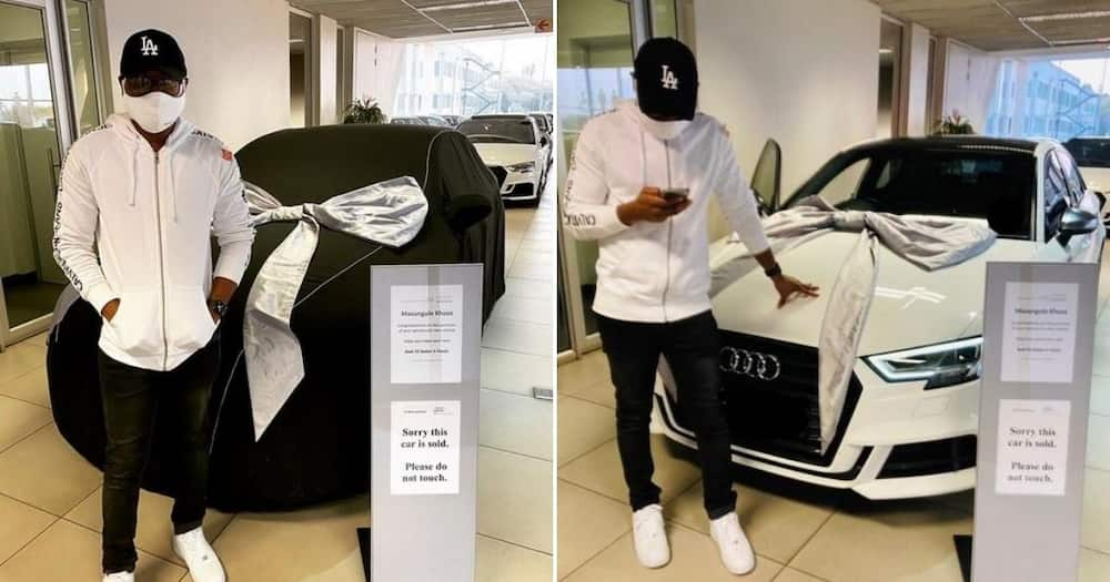 """Man proudly shows off his new whip, posts photos online: """"Bruh"""""""