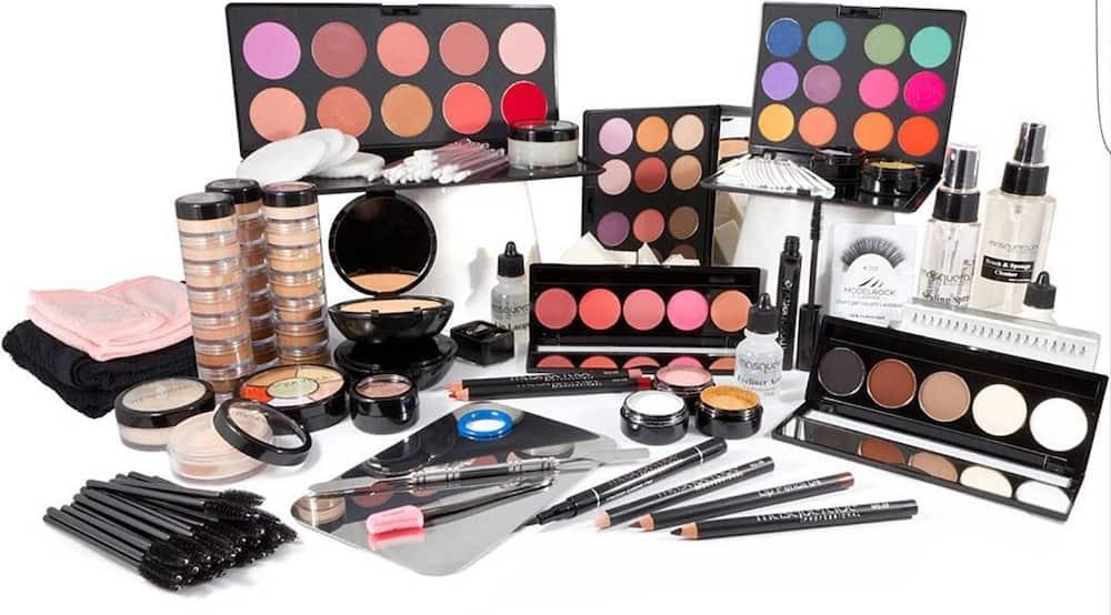 makeup kit list