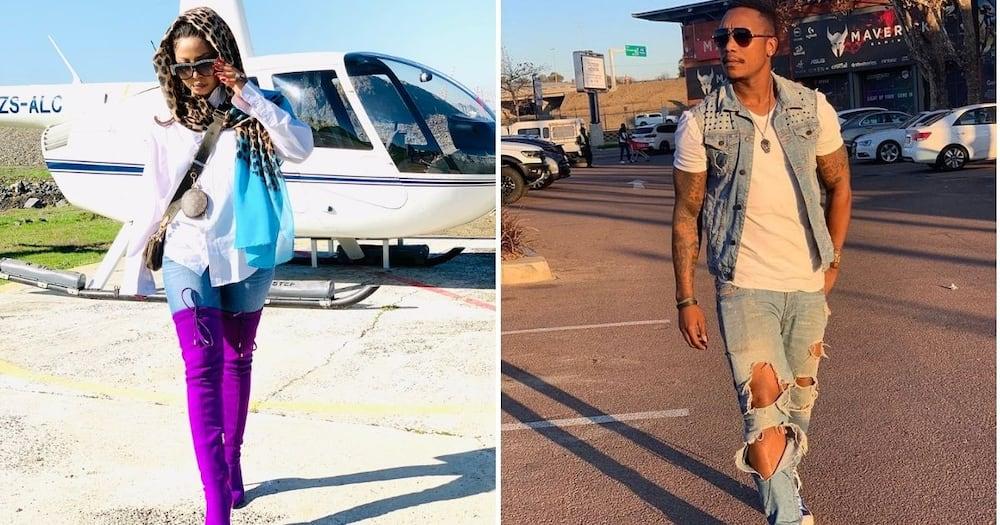 Social Media, FBI, Kelly Khumalo, Mthokozisi Yende