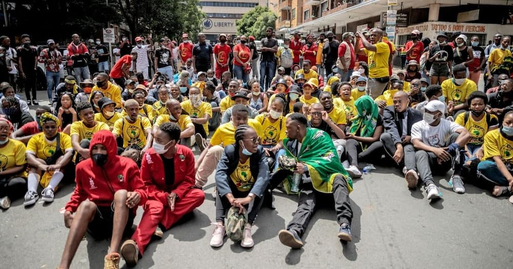 Student reportedly shot and wounded during Wits protests